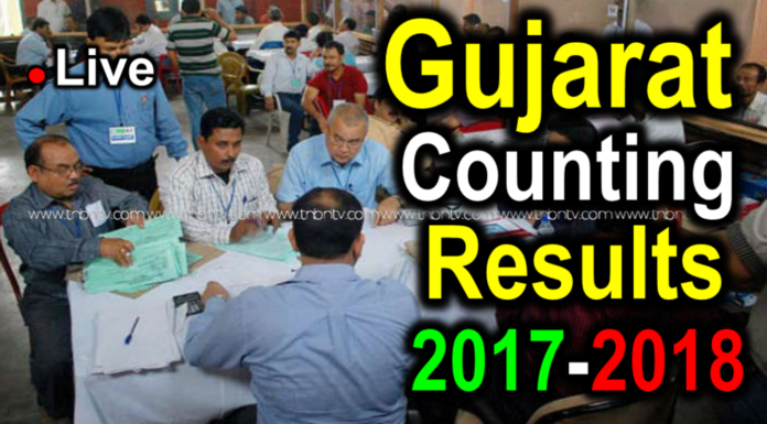 Gujarat Election 2017-18 LIVE Results Latest News Assembly counting updates on Poll Elections Winner