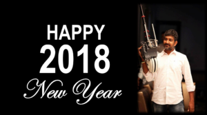 happy new year 2018 images 3d