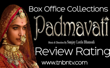 Padmaavat movie review | Rating | First day Box office collections | Show live updates | TNBNTv