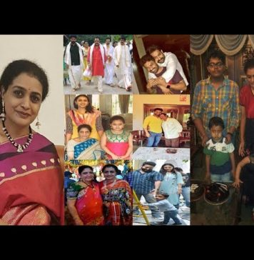Suhasini Nandamuri family photos