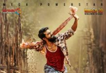 rangasthalam 1985 first look