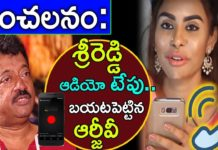 Top Director Call Recording Leaked || Actress Sri Reddy Latest News || Tollywood Celebrity News